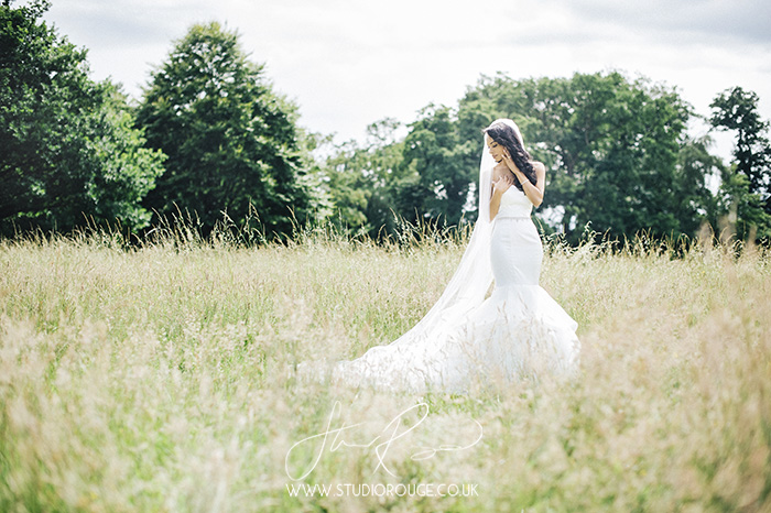 Beautiful Botleys Mansion Wedding Photography